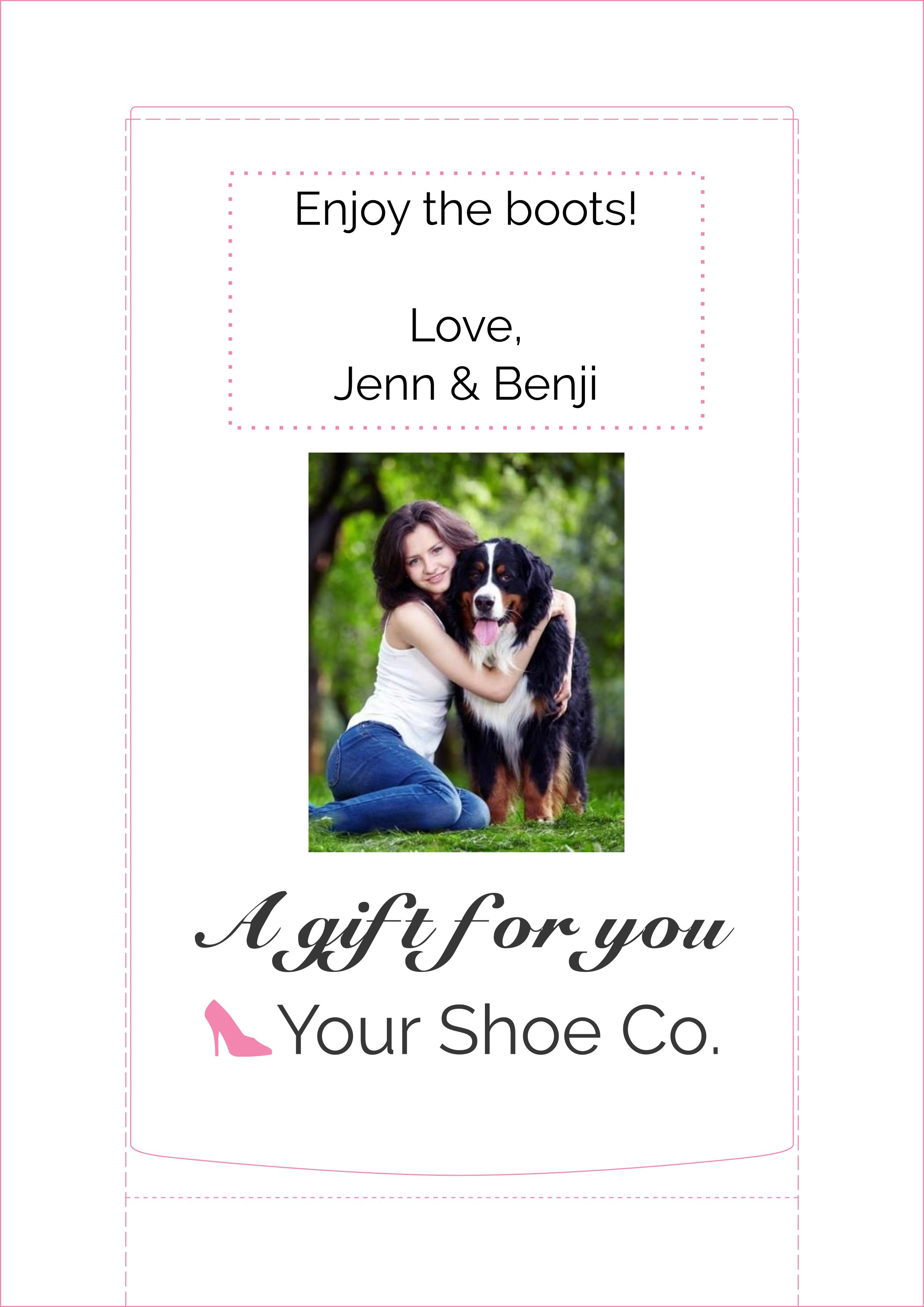 Shoe-Gift
